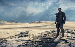 Picture game, man, Mad Max
