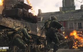 Picture Call of Duty, War, Activision, The Second World War, World War 2, Call of Duty …