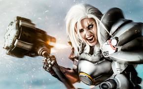Picture Warhammer 40k, Jessica Nigri, Cosplay