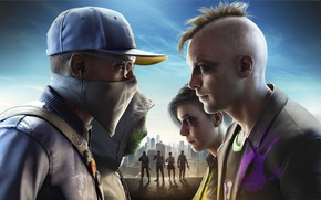 Picture Ubisoft, San Francisco, Game, Marcus, Marcus Holloway, Watch Dogs 2, DedSec, TheVideoGamegallery.com