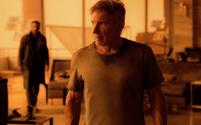 Picture cinema, movie, film, Harrison Ford, Blade Runner, Blade Runner 2049, Blade Runner: 2049