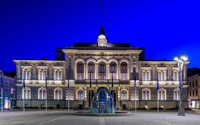 Picture Finland, Finland, Tampere, Tampere, Tampere City Hall