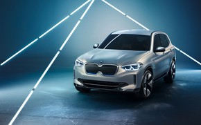 Picture Concept, 2018, electrocreaser, BMW iX3