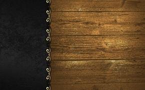 Wallpaper background, texture, wood, black, luxury