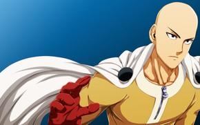 Picture game, anime, hero, asian, manga, japanese, oriental, asiatic, bald, Saitama, One Punch Man
