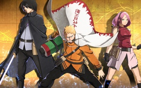 Picture sword, game, Naruto, anime, katana, ken, blade, ninja, asian, manga, hokage, Uchiha Sasuke, shinobi, japanese, …