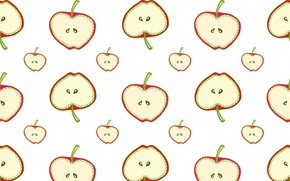 Picture Background, Texture, Apples