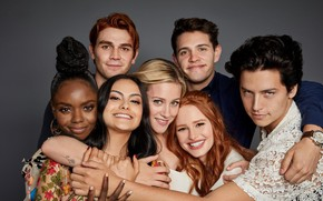 Wallpaper the series, Veronica Lodge, Camila Mendes, Betty Cooper, Riverdale, Cheryl Blossom, Cole Sprouse, Lili Reinhart, ...