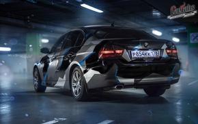 Picture car, machine, auto, bmw, BMW, car, car, black, cars, auto, grey, Saint Petersburg, blue, diamond, …