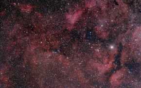 Wallpaper the vastness, space, stars