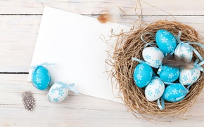 Picture Easter, spring, eggs, Happy Easter, Easter eggs