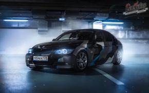 Picture car, machine, auto, bmw, BMW, car, car, Saint Petersburg, cars, auto, blue, diamond, e90, bmw …