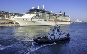 Picture Marina, ships, liner
