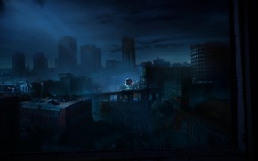 Picture Art, Game, The Walking Dead: A New Frontier