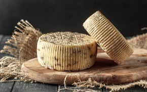 Picture Cheese, Round, Board