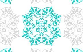 Picture flowers, background, texture, ornament, backgroud