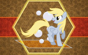 Picture background, girl, pony, My Little Pony