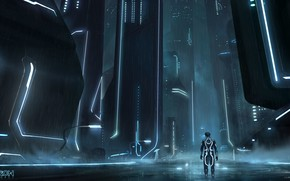 Picture people, facilities, legacy, tron