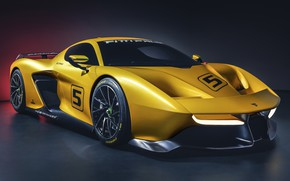Picture background, supercar, Vision, Gran Turismo, Fittipaldi, Fittipaldi
