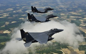 Picture link, F-15E, McDonnell Douglas, 4th Fighter Wing