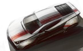 Picture car, auto, tuning, art, car, auto, tuning, Yasid Design, Yasid Oozeear