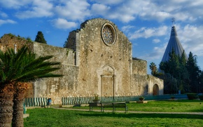 Picture Italy, Church, Sicily, Siracusa