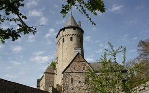 Picture The city, Germany, Altena Castle