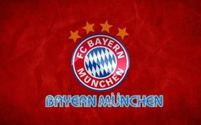 Picture wallpaper, sport, logo, football, Bayern Munchen