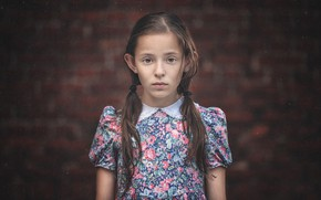 Picture girl, filter, portrait photo, Adam Wawrzyniak