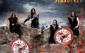 Picture Germany, Pagan/Black Metal, Shmalkalden/Thuringia, Fimbulvet