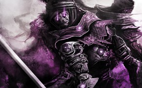Picture purple, theDURRRRIAN, Character Design, immortals