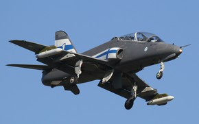 Picture the rise, Finnish, training aircraft