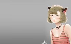 Picture anime, art, Hana, regian(jubi)