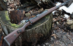 Picture rifle, 1944, To 98
