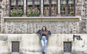 Picture house, style, model, beauty, Carlotta