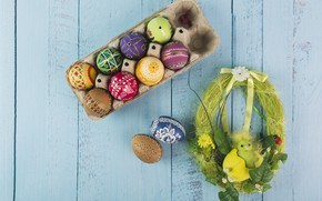 Picture Easter, Eggs, Decoration, Holiday