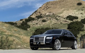 Picture ghost, rolls-royce, luxury, forgiato
