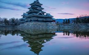 Picture Japan, Temple, Landscape