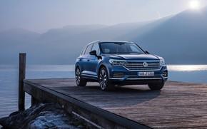 Picture TDI, Volkswagen, Touareg, 2018, crossover, Elegance