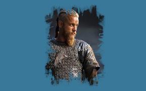 Picture art, Vikings, The Vikings, Travis Fimmel, Ragnar Lothbrok