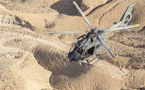 Picture landscape, helicopter, Airbus Helicopters, H145M