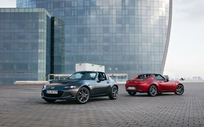 Picture the building, Mazda, MX-5, Worldwide