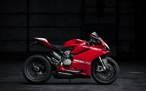 Picture design, motorcycle, Ducati, sports
