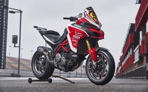 Picture Ducati, 2018, Pikes Peak, Multistrada, 1260