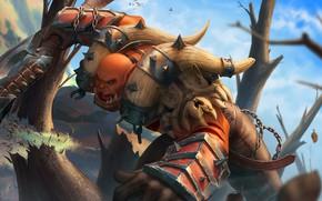 Picture World of Warcraft, warcraft, wow, art, hots, garrosh hellscream