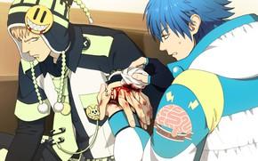 Picture DRAMAtical Murder, Noiz, Seragaki Aoba