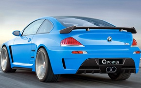 Picture tuning, BMW, G-power