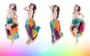 Wallpaper Bollywood, Smile, Celebrity, Diipa khosla, Lips, Actress, Hair, Pose, Makeup, Pretty, Sexy, Cute, Eyes, Girl, ...