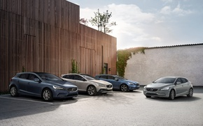 Picture Volvo, C40, several
