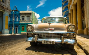 Picture Chevrolet, 1956, Havana, Belair